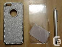 BRAND NEW HARD PLASTIC COVER SITUATION FOR IPHONE 5 &