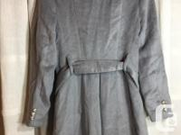 New with tags, R.J. Story jacket features two side slip