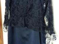 Beautiful new size 12 formal outfit by Oblique & made
