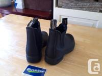 New size 6 Bluntsone Boots. If you ever wanted a pair