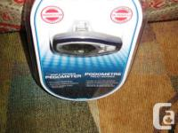 Product Description The perfect pedometer for your
