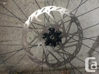"""Brand new never used. black flag expert XC 29"""" wheels."""