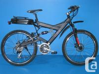 OUR NEW E-BIKES ARE THE LATEST IN TECHNOLOGY, LIGHTEST