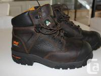 I HAVE AVAILABLE BRAND NEW WORK BOOTS IN BOXES THAT I
