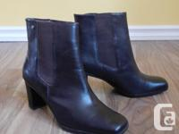 "Tommy Hilfiger ""Rini"" high heel boots / booties with"