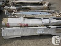 New Heavy Duty Bumpers to fit Dodge Ram, Chevy, GMC,