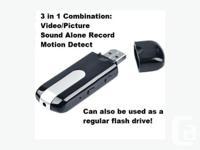 ++Features: Mini Button Hidden Wireless Camera Video