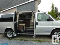Class B RV NEW-WEST Excursion 2011 Pop up camper Van,
