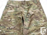 ECWCS Generation III LEVEL 6 MULTICAM PANTS Condition: