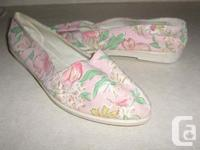 New - Women`s Sandals & Pull-Ons - Sizes are: Pink /