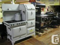 NEW WOOD COOKSTOVES & WOOD STOVES STARTING @ 1,680.00