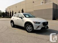 Make Mazda Model Cx-3 Year 2016 Colour Grey kms 17890
