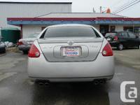 Make Nissan Model Maxima Year 2004 Colour Bright Silver