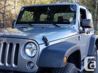 Make Jeep Model Wrangler Year 2015 Colour Billet kms