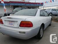 Make Chrysler Model Sebring Year 1995 Colour Polar