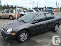 Make Dodge Model SX 2.0 Year 2003 Colour Charcoal Gray