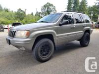 Make Jeep Model Grand Cherokee Year 2000 Colour Brown