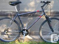 "Norco - Mountaineer with 26"" tires. This bike, like all"