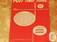 Plat That Tune, Book Four, compiled and arranged for