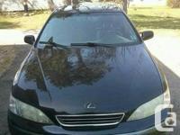 Make Lexus Year 2000 Colour Black/Silver Trans