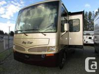 The Newmar Bay Star motorhome, engineered with you in