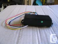 THIS MODULE LET YOU BY PASS YOUR CARS ANTEE THEFT