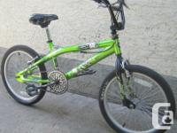 Next - Chaos - BMX with 20 inch tires This bike, like