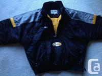 New...JACKET and HAT....both official NFL....gear These