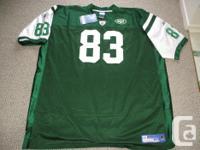 For Sale: NFL `N.Y.Jets` Jersey by Reebok / NFL