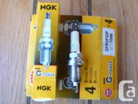Hello,  Have the following spark plugs for sale:  1)