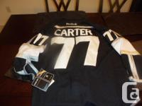 NHL JERSEYS FOR SALE $60 EACH OR 2 FOR $100. SOCCER