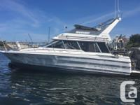 This is a truly excellent cabin cruiser with an