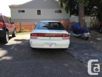 Make Chrysler Model Intrepid Colour WHITE Trans