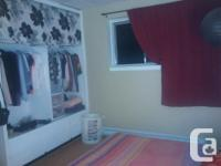 # Bath 1 Sq Ft 300 # Bed 1 Nice bachelor apartment 550