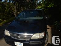 Make Chevrolet Year 2001 Colour BLUE Trans Automatic