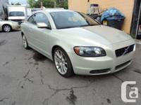 Make Volvo Model C70 Year 2006 Colour beige kms 113812