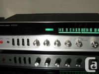 Harmon Kardon 230A Amplifier in very good shape. Nice