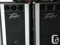 PA unit .Traynor 6400 mixer.6 inputs.2 Peavey Speaker for sale  British Columbia
