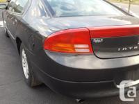 Make Chrysler Model Intrepid Year 1999 Colour Gray kms