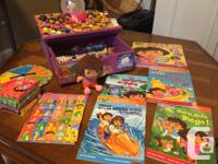Nickelodeon Dora the Explorer collections: Sold as a