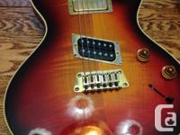 RARE 1993 Gibson Nighthawk criterion. Run of this