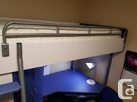NIKA Loft Bed from JYSK ,in very good condition