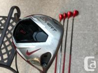 Great set of clubs, all in good shape with lots of