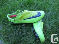 $100 O.B.O. I am selling my Nike Mercurial Vapor