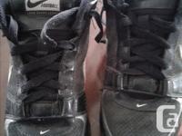 Nike Shark football cleats missing the feel of turf