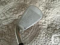 I have a set of Nike Sumo irons for sale. Clubs have