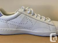 Man`s Nike Tennis Shoe`s. Brand new, still in box, and