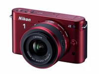 I'm marketing a brand new red Nikon 1 J2. This is a