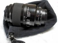 Gently used Nikon AF F2.8 D macro lens serial # 3424664
