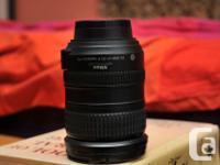 Nikon AF-S 18-200mm F/3.5-5.6G VR IF DX Aspherical Zoom